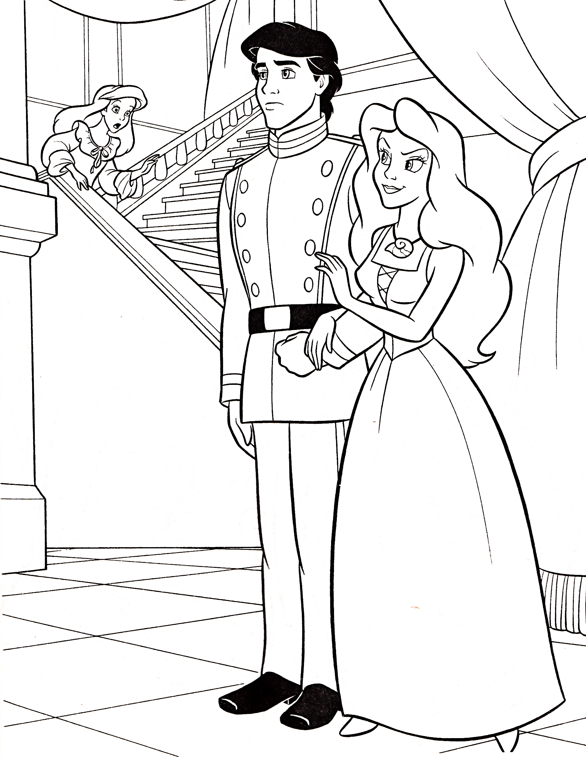 coloring pages of vanessa h - photo#23
