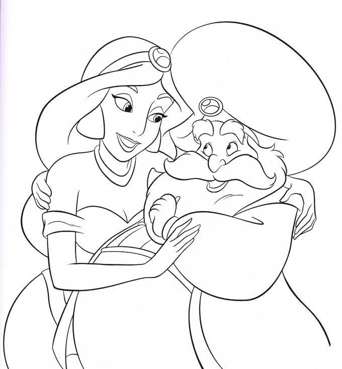 Jasmine et Sultan