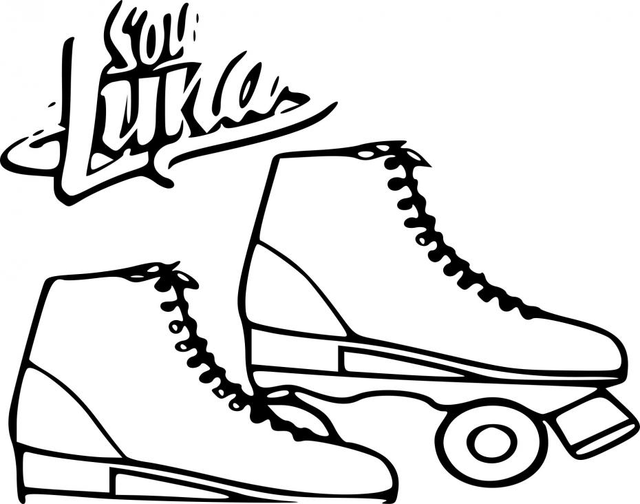 Coloriage Soy Luna à Imprimer
