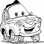 Coloriage Cars Luigi