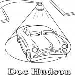 Coloriage Doc Hudson