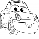 Sally Carrera Cars 3